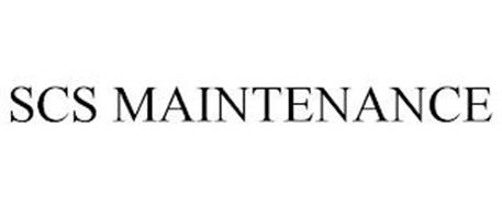 SCS MAINTENANCE