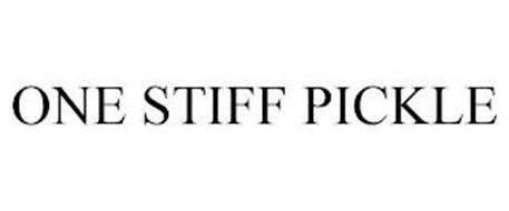ONE STIFF PICKLE