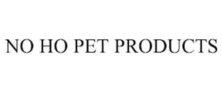 NO HO PET PRODUCTS