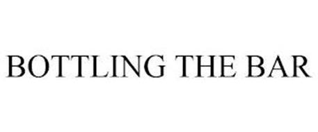 BOTTLING THE BAR
