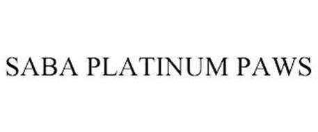 SABA PLATINUM PAWS