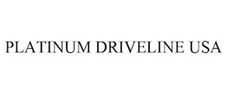 PLATINUM DRIVELINE USA