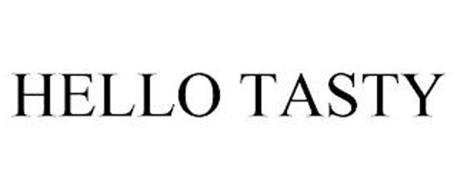 HELLO TASTY
