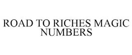 ROAD TO RICHES MAGIC NUMBERS