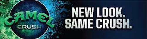 CAMEL CRUSH NEW LOOK SAME CRUSH