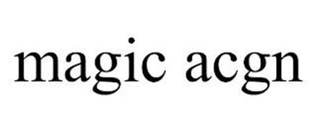 MAGIC ACGN