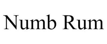 NUMB RUM