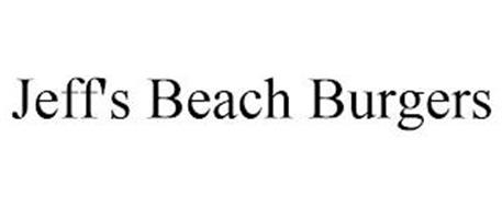 JEFF'S BEACH BURGERS