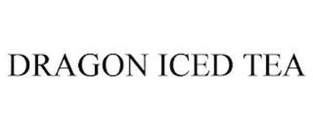 DRAGON ICED TEA