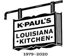 K · PAUL'S LOUISIANA  · KITCHEN · 1979-2020