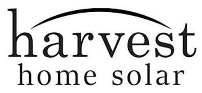 HARVEST HOME SOLAR
