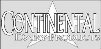 CONTINENTAL DAIRY PRODUCTS