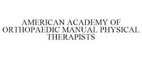 AMERICAN ACADEMY OF ORTHOPAEDIC MANUAL PHYSICAL THERAPISTS