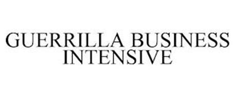 GUERRILLA BUSINESS INTENSIVE