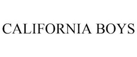 CALIFORNIA BOYS