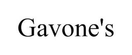 GAVONE'S