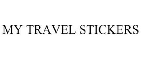 MY TRAVEL STICKERS