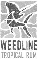 WEEDLINE TROPICAL RUM