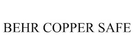 BEHR COPPER SAFE