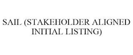 SAIL (STAKEHOLDER ALIGNED INITIAL LISTING)
