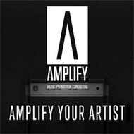 AMPLIFY MUSIC PROMOTION CONSULTING AMPLIFY YOUR ARTIST