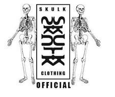 SKULK CLOTHING OFFICIAL