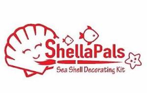 SHELLAPALS SEA SHELL DECORATING KIT