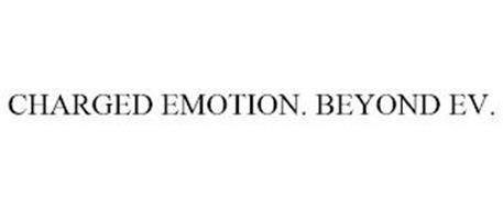 CHARGED EMOTION. BEYOND EV.