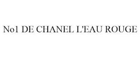 NO1 DE CHANEL L'EAU ROUGE