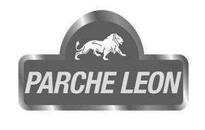 PARCHE LEON