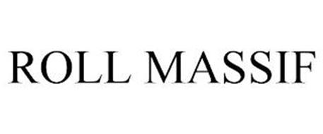 ROLL MASSIF