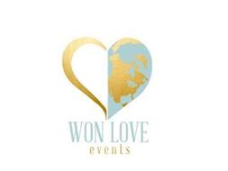 WON LOVE EVENTS