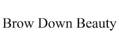 BROW DOWN BEAUTY