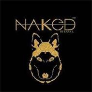 NAKED BY LANA L