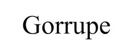 GORRUPE
