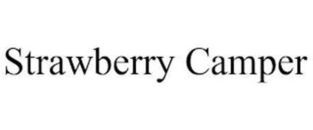STRAWBERRY CAMPER