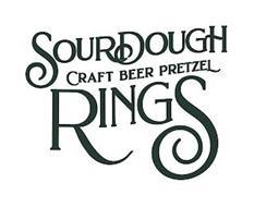 SOURDOUGH CRAFT BEER PRETZEL RINGS
