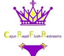 CAJUN ROYAL FLUSH - RESTROOMS
