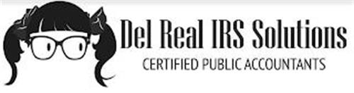 DEL REAL IRS SOLUTIONS CERTIFIED PUBLIC ACCOUNTANTS