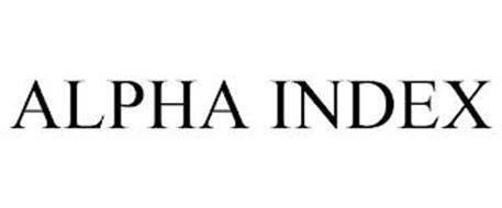 ALPHA INDEX