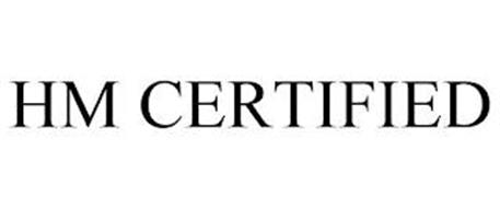 HM CERTIFIED