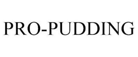 PRO-PUDDING