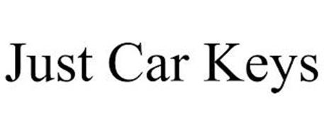 JUST CAR KEYS