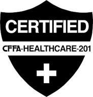 CERTIFIED CFFA-HEALTHCARE-201