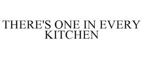 THERE'S ONE IN EVERY KITCHEN