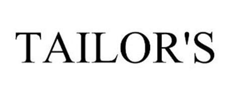 TAILOR'S