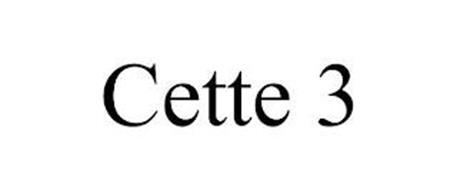 CETTE 3