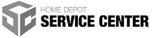 HOME DEPOT SERVICE CENTER
