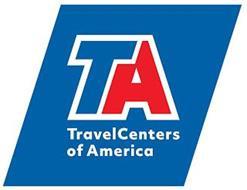TA TRAVEL CENTERS OF AMERICA