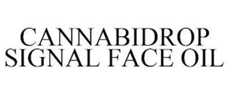 CANNABIDROP SIGNAL FACE OIL